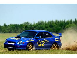 Rallye fahren im Subaru WRX STI