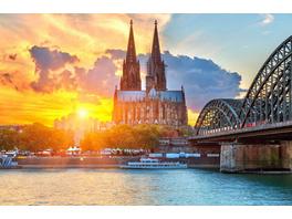 Städtetrip Köln mit Exit Game für 2
