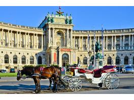Romantisches Urlaubsabenteuer in Wien für 2