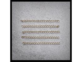 Verlängerungskette - Gold Set