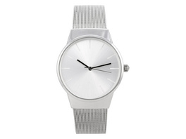 Uhr - Silver Elegance