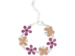 Armband - Blumen Wunder