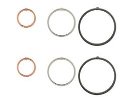 Ohrstecker - Triple Circle