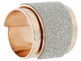 Ring - Golden Glitter