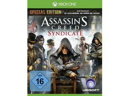 Ubisoft Assassin's Creed: Syndicate Special Edition