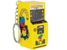 Pac-Man - Schüsselanhänger Arcade-Automat