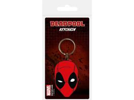 Deadpool - Schlüsselanhänger Gesicht