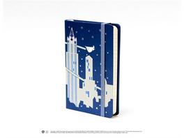 Phantastische Tierwesen - Notizbuch Skyline