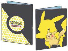 Pokémon Sammelkartenspiel: 9-Pocket Portfolio Pikachu
