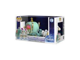 Cinderella - POP!-Vinyl Figur Cinderellas Kutsche