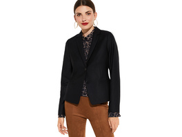 Edler Businessblazer mit Minimalmuster - Businessblazer