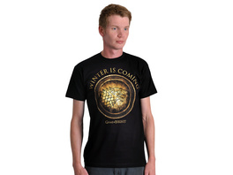 Game of Thrones - House Stark Circular T-Shirt