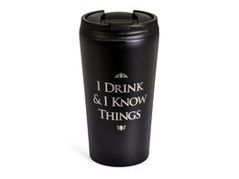 Game of Thrones - Drink And Know To Go Becher