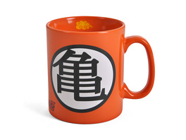 Dragon Ball - Goku Kame Symbol Tasse