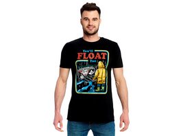 Stephen Kings ES - Youll Float Too Comic T-Shirt schwarz