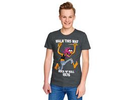 Muppets - Animal Walk This Way T-Shirt grau