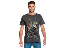 Guardians of the Galaxy - Venomized Groot T-Shirt grau