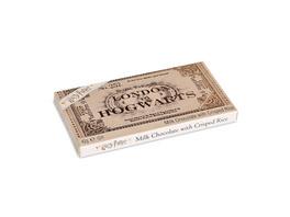 Harry Potter - Hogwarts Express Ticket Schokoladentafel