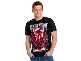 Black Widow - Eye in the Sky Movie T-Shirt schwarz