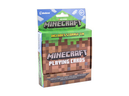 Minecraft Spielkarten in Metallbox
