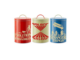 Stranger Things - Silhouette Dosen 3er Set