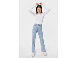CLOCKHOUSE - Wide Leg Jeans