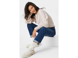Straight Jeans - recycelt