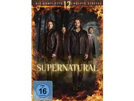 Supernatural - Staffel 12 [6 DVDs]