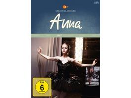 Anna - Die komplette Serie  [2 DVDs]
