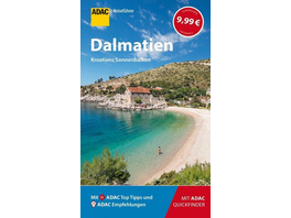 ADAC Reiseführer Dalmatien