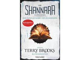 Die Shannara-Chroniken: Die dunkle Gabe von Shannara 1 - Elfenwächter