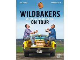 Wildbakers on Tour