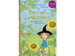Zauberhut und Bienenstich / Petronella Apfelmus Bd.4