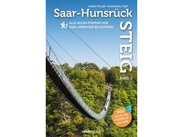 Saar-Hunsrück-Steig Premium-Wandern, Band 2