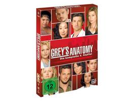 Grey's Anatomy - Die jungen Ärzte - Staffel 4