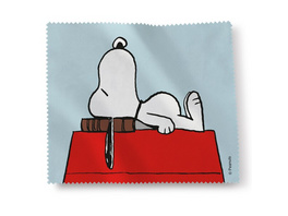 Snoopy Microfasertuch 'Read And Relax'
