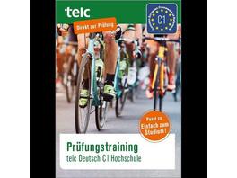 Prüfungstraining. telc Deutsch C1 Hochschule